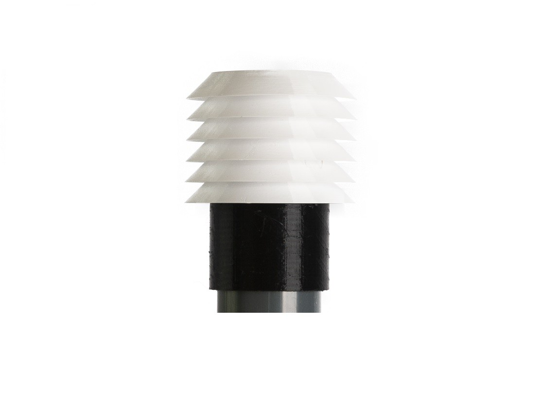 FieldGuard Temperature and Humidity Sensor for mounting one pole