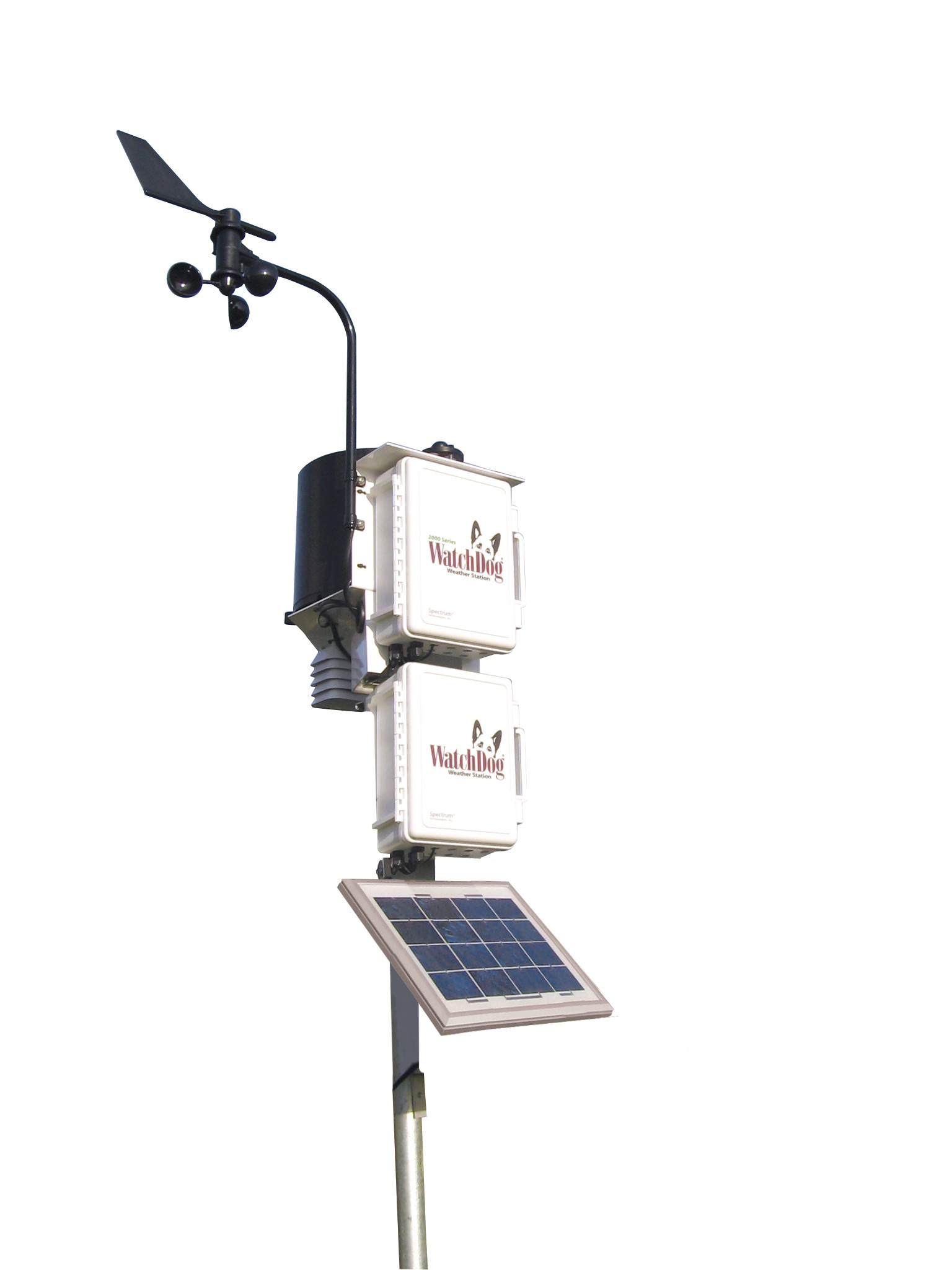 Professional Weather Station with GPRS modem - Model Watchdog 2900ET