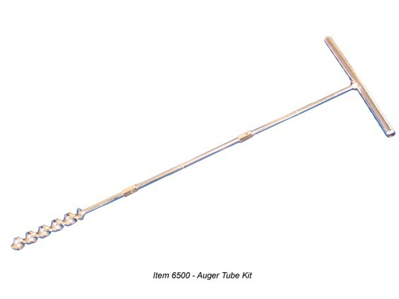 Soil Sampler Probe Model A 3ft Auger Tube Kit