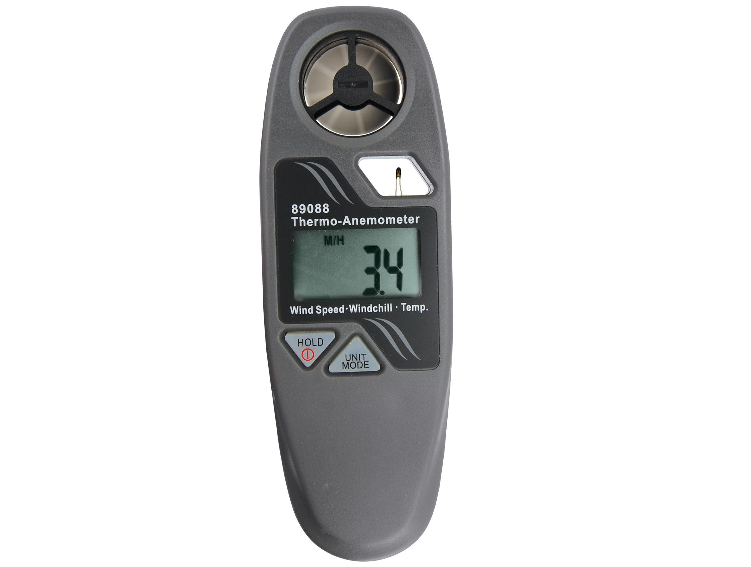 Digitale Wind, Temperatuur Meter