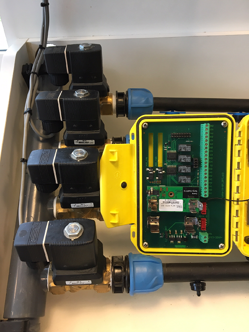 FieldGuard LoRaWAN Relay Station