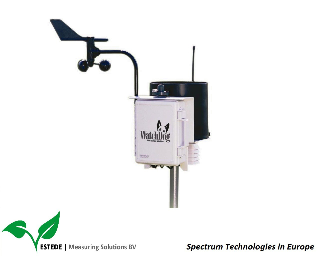 Professioneel Weerstation Model WatchDog 2900ET