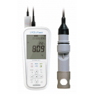 LAQUAact Portable Dissolved Oxygen Meter OM-71-2E